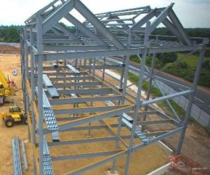 PROVIDING SAFETY NETTING FOR NATIONAL COLLEGE FOR HIGH SPEED RAIL